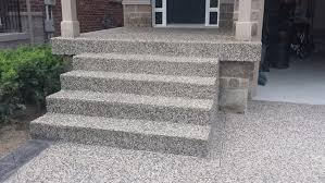 what is exposed aggregate concrete
