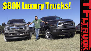 2018 ford 2500. fine 2018 2018 ford f250 limited and ram 2500 hd tungsten luxury diesels  compared video  the fast lane truck inside ford t