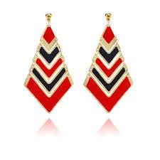 clip on chandelier earrings accessories art pyramid clip on chandelier earrings clip on bridal chandelier earrings