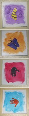 5 fun handprint canvas art ideas diy kids crafts you can make in under an