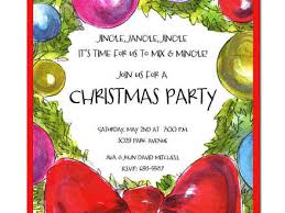 6 Christmas Invitation Wording Ideas Office Holiday Party