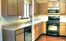 what paint to use on laminate granite look before and after painted kitchen can i countertops