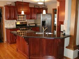 Refacing Oak Kitchen Cabinets Kitchen Cabinets 18 Tiny Open Kitchen With Classic Island And