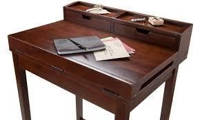 brighton secretary desk with hutch