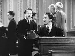 in mr smith goes to washington frank capra stood up for a simple  time after time capra shrinks stewart when he takes the oath of office