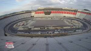 How To Turn Bristol Motor Speedway Into A College Football