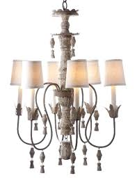 aidan gray chandelier gray chandelier image 1 aidan gray rosemary chandelier