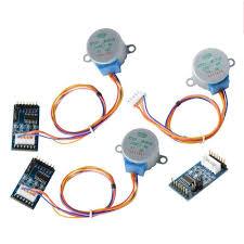 <b>3Pcs Stepper Motor</b> Driver Board Module <b>ULN2003</b> For Arduino 5V ...