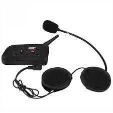 <b>EJEAS V6 Pro</b> 1200M Motorcycle Helmet <b>Bluetooth</b> Intercom ...