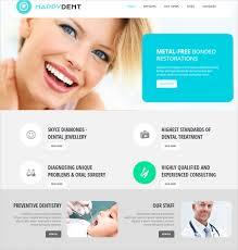 Free Dental Clinic Website Templates Dabeetz Com