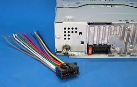 pioneer radio plug stereo wire harness deh 14ub 2400ub 24ub 3400ub image is loading pioneer radio plug stereo wire harness deh 14ub