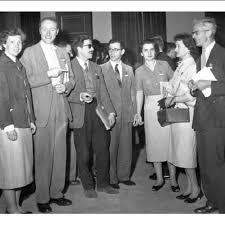From left to right: Anne Cullis, Francis Crick, Donald Caspar, Aaron...    Download Scientific Diagram