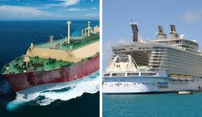 9 Of The Worlds Largest Ships