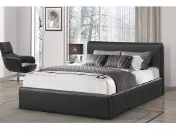 faux leather ottoman. Birlea Ottoman 5ft Kingsize Black Faux Leather Bed P