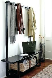 coat tree ikea mudroom furniture coat rack with shoe storage bench black cm art hallway organizer