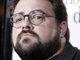 Kevin Smith The face of flying while fat Salon