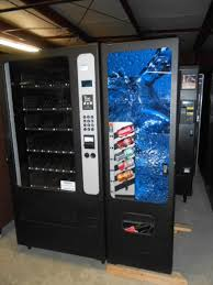 Usi Combo Vending Machine Custom USI Combo Vending Machine