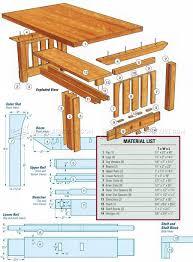 diy rustic furniture plans. Mission Coffee Table Plans Woodarchivist Rustic 2 Diy Furniture