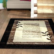 black brown beige area rug and rugs porter