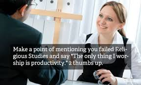 best things to say in an interview the best and worst things you can say and do during a job interview
