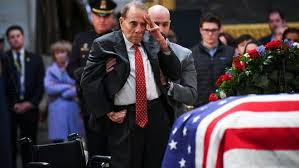 At 98, Bob Dole reckons with legacy of Trump, ponders future of GOP