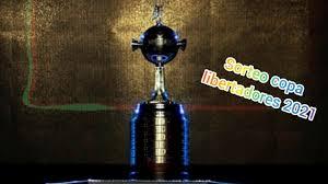 sorteo copa libertadores 2021 #futbol #suramerica #libertadores - YouTube