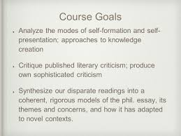 private lives public intellectuals on the philosophical essay  2 course