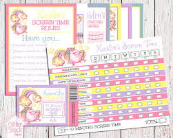 No More Nagging Chart Control Kids Screen Time Using These Simple Tools And Tips