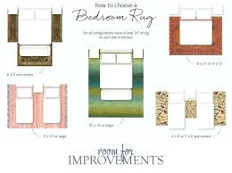 bedroom rug size what size rug for king bed how to choose a bedroom rug area