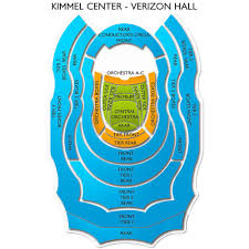 Verizon Hall Seating Chart A Philly Pops Christmas Philadelphia Tickets 12 8 2019 3