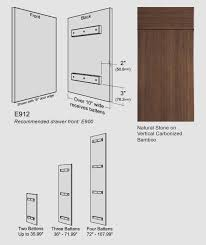 cabinet doors and drawer frontsElias Woodwork  Solid Wood Slab Doors  Drawer Fronts
