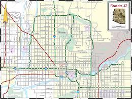 phoenix az map