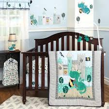 dragon crib bedding