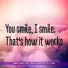 Smile Quotes For Her Beauteous Cutelovequoteforher Hover Me