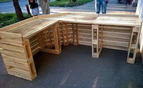 pallet bar plans