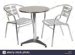outdoor metal cafe table and two chairs stock photo royalty free outdoor cafe chairs melbourne outdoor