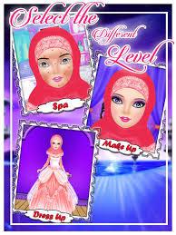 hijab wedding makeup salon makeover game 4