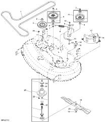 John Deere Lt155 Belt Diagram