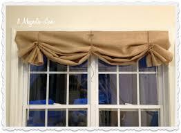 Diy Burlap Roman Shades From Blinds Blesserhousecom A Beautiful Burlap Window Blinds