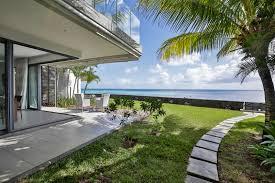 l ile maurice location villa appartement contemporains en résidences péreybère