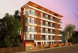 Rahul Menon & Ojas Chaudhari Residential Apartment - Facade design - Mumbai