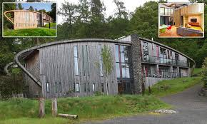 Grand Designs Lake Bennett House Finished Grand Designs Lake District Eco Lodge Crumbling And