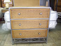 Bench Dresser White Henry Home Wicker Seating Chair Bedroom Set Link ...