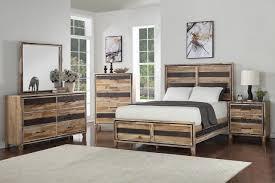 Distressed Oak Bedroom Furniture - Bedford Bedroom Furniture