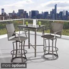 urban outdoor high dining set