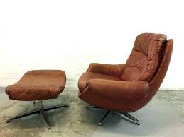 vintage leather recliner leather chair and ottoman large size of vintage swivel for at chairs dining vi vintage leather recliner chairs