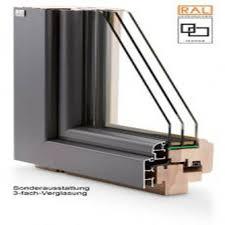 Holz Aluminium Fenster Kombiroyal 2068 3 Fach Verglasung Planone