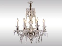 classic style crystal chandelier lobmeyr chandelier 1960 by woka lamps vienna