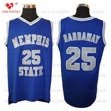 Basketball Throwback Jersey Mens 25 For Group From On Hardaway State Qua Sports Penny Sewn-in Top Vintage Jerseys Alibaba amp; Anfernee Aliexpress Retro Shirts Memphis com Entertainment College