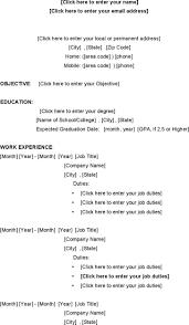 Microsoft Resume Templates | Download Free & Premium Templates ...